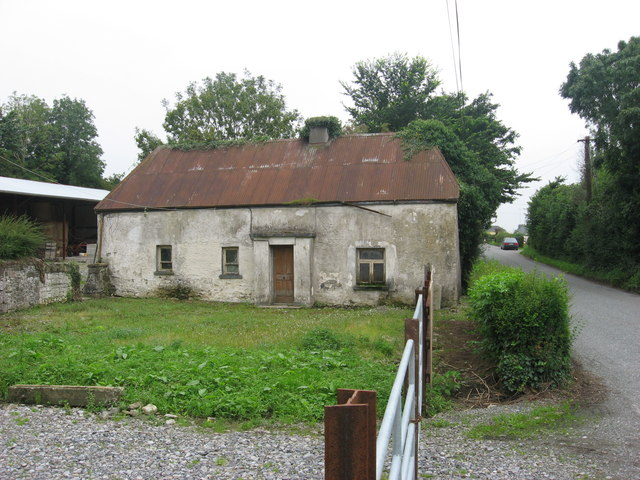 Cottage at Ballynakill, Co. Kildare