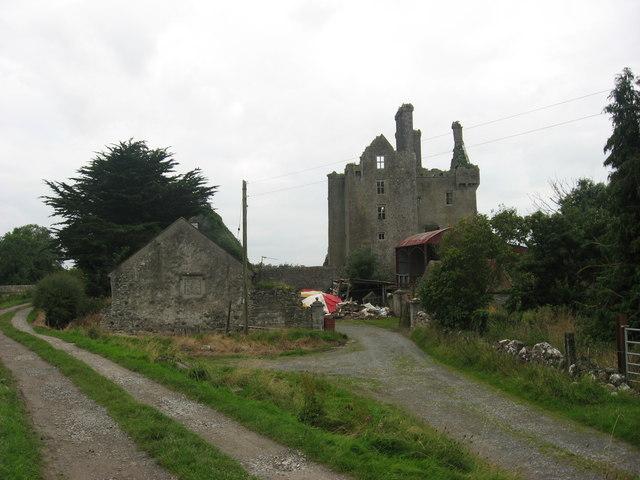 Ballycowan Castle, Co. Offaly