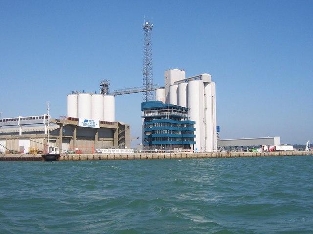 Port Buildings - Southampton