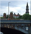 NS5964 : Bridges and tower by Thomas Nugent