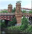 NS5964 : City Union Railway bridge by Thomas Nugent