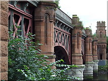 NS5964 : City Union Railway bridge by Thomas Nugent