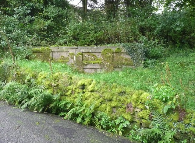 Septic tank, Upper Saltonstall, Warley