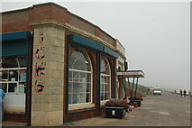 NZ3573 : Rendezvous Café, Whitley Bay by hayley green