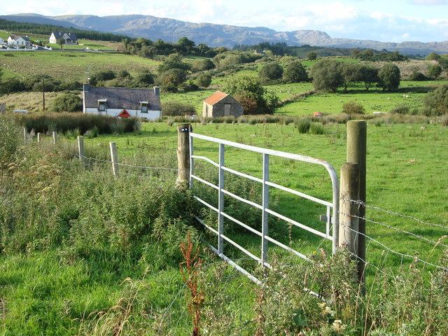 Farmland in Copany