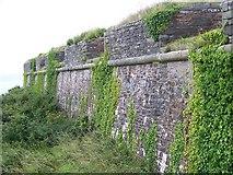 SX9456 : Fortifications, Berry Head by Maigheach-gheal