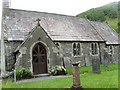 NY5002 : St Mary's Church in Longsleddale by trevor willis
