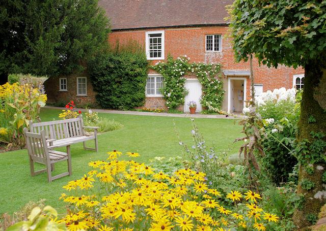 Garden, Jane Austen's House