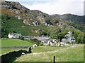 NY3205 : Chapel Stile by Peter S