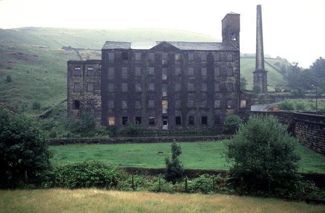 Woodhouse Mill, Langfield
