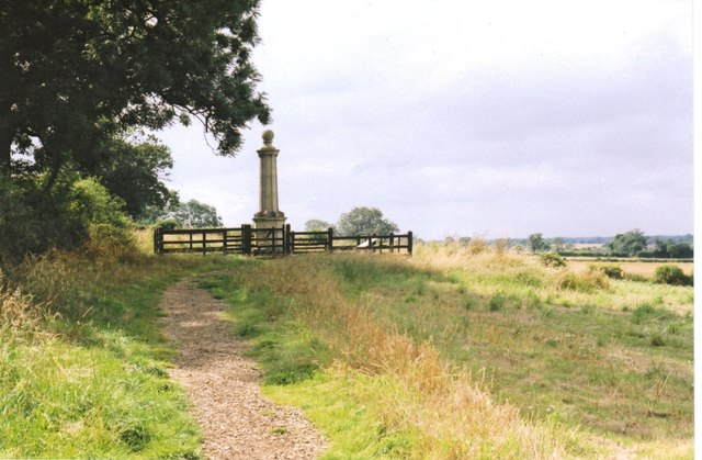 Naseby 1645 – the Roundhead monument