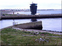 NJ9505 : Marine Operations Centre, Aberdeen Harbour by Stanley Howe