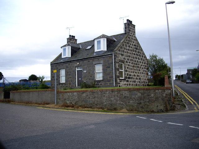Granion Cottage, Torry