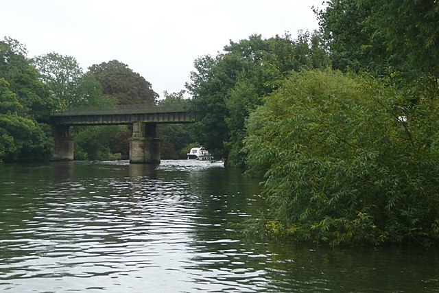 Black Pott's Railway Bridge