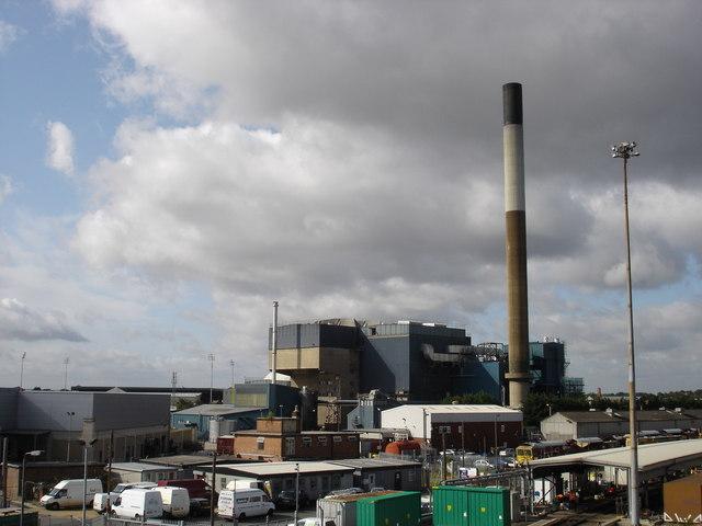 Nottingham Waste Incinerator Facility