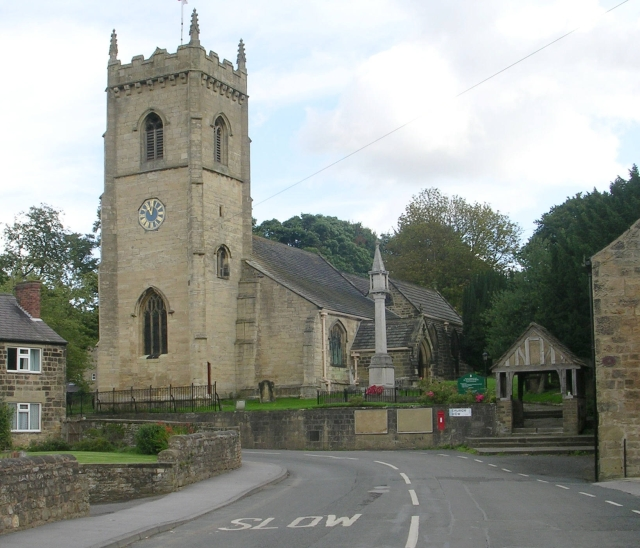 St Peter's Church - Church View, Thorner