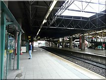 SJ8499 : Victoria Station by Gerald England