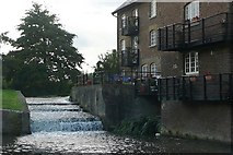 TQ0664 : Coxes Mill stream by Graham Horn