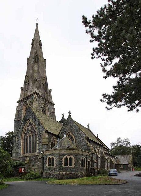 St Mary, Ambleside, Cumbria