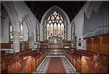 NY3704 : St Mary, Ambleside, Cumbria - Chancel by John Salmon