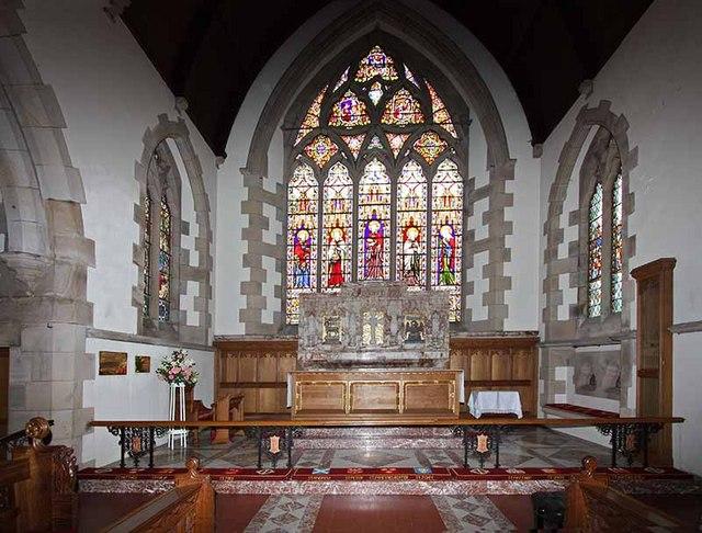 St Mary, Ambleside, Cumbria - Sanctuary