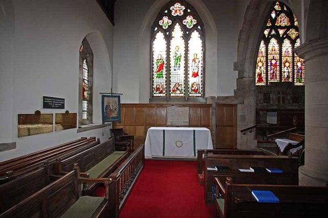 St Mary, Ambleside, Cumbria - North chapel