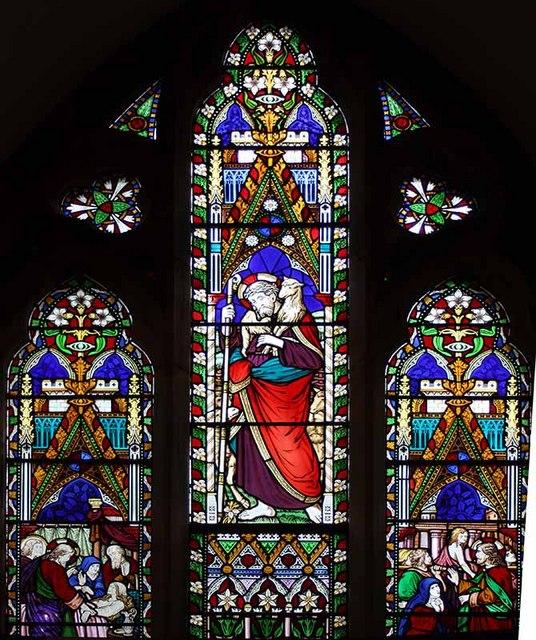 St Mary, Ambleside, Cumbria - Window