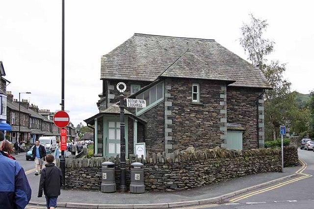 Rothay Road, Ambleside, Cumbria