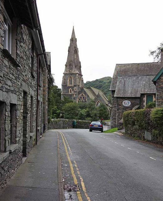 St Mary, Ambleside, Cumbria