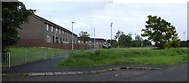 H4573 : Lisanelly Heights/ Gortin Heights, Omagh by Kenneth  Allen