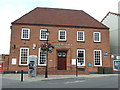 TL8783 : Thetford Post Office by Keith Evans
