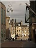 NT2574 : Elder Street, Edinburgh by Derek Harper