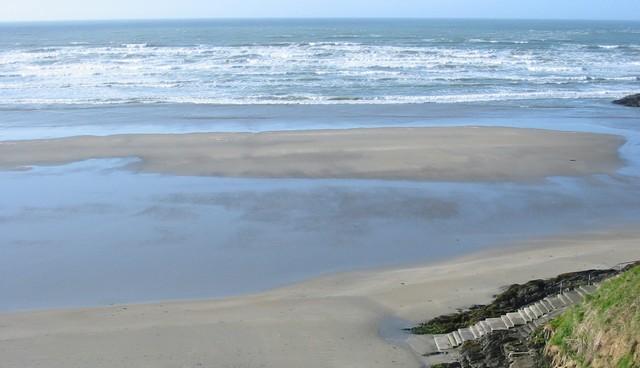 Inchydoney beach in Cork Ireland