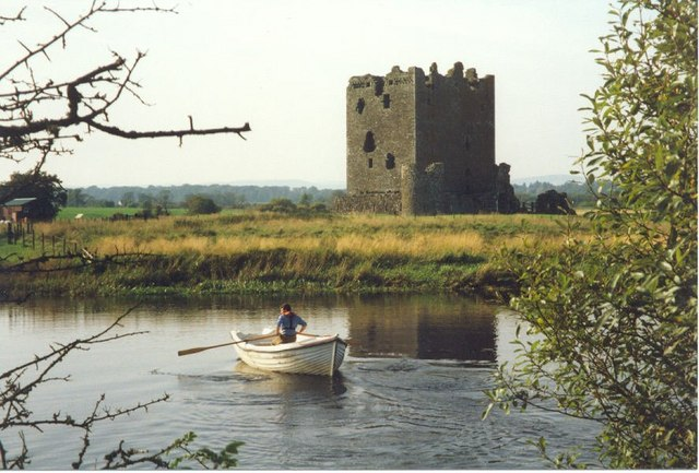 Threave Castle Ferry