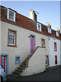 NO5201 : Harbourside cottage in St Monans by Richard Law
