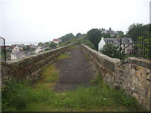 NO4102 : The Viaduct Lower Largo by Michael Murray