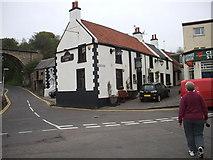 NO4102 : The Railway Inn Lower Largo by Michael Murray