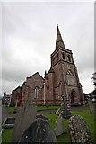 NY2623 : St John's church, Keswick, Cumbria by John Salmon