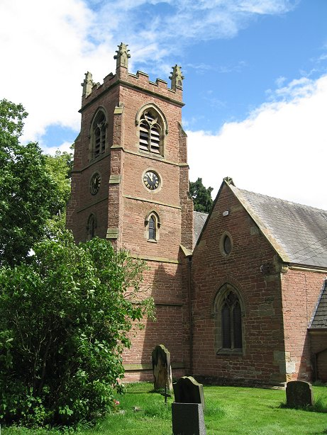 Church of St. John, Low Dinsdale