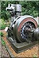 TL1898 : Steam engine, Railworld by Chris Allen