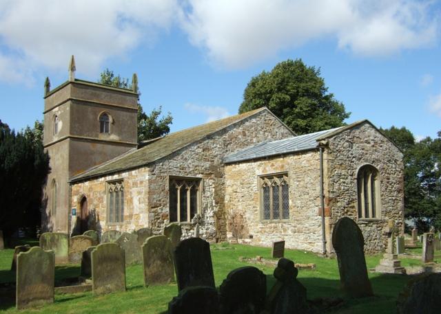 St Mary, North Cockerington at Alvingham