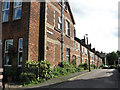 TG0433 : View north along Melton Street by Evelyn Simak