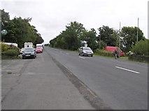 C4826 : Road at Mitchells Town by Kenneth  Allen