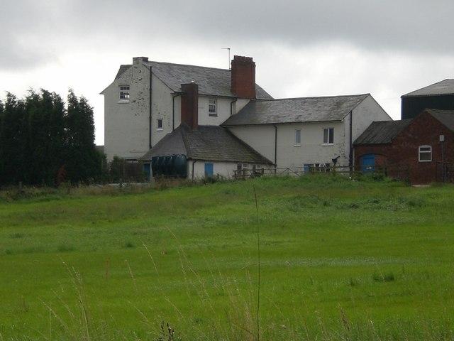 Heath Farm near Merry Lees