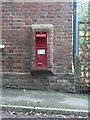 SU0912 : Crendell: postbox № SP6 18 by Chris Downer