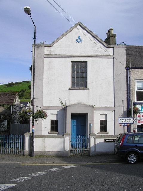 Glenarm Masonic Hall