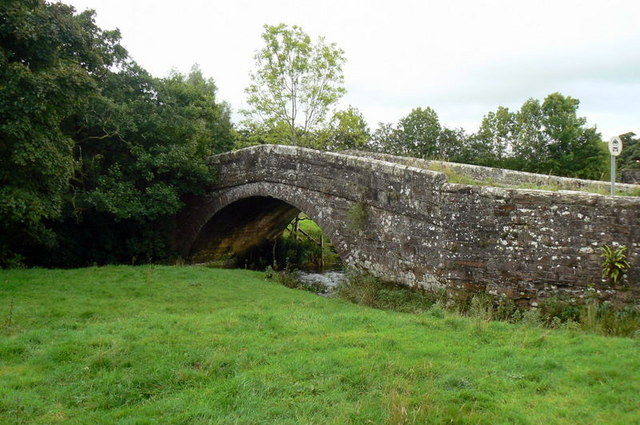 Storch Bridge, Greystoke