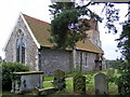 TM3659 : St.Mary's Church, Farnham by Geographer