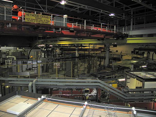 Synchrotron Radiation Source (SRS), Daresbury Laboratory
