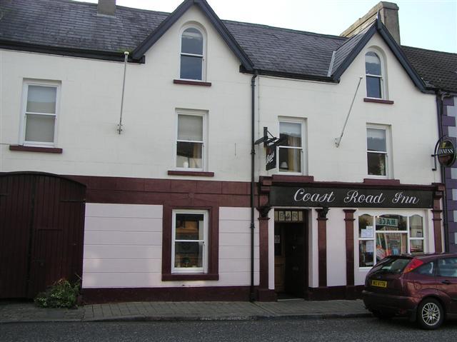 Coast Road Inn, Glenarm